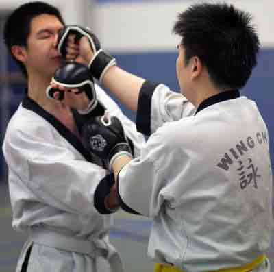 Vechtsport Hoogvliet