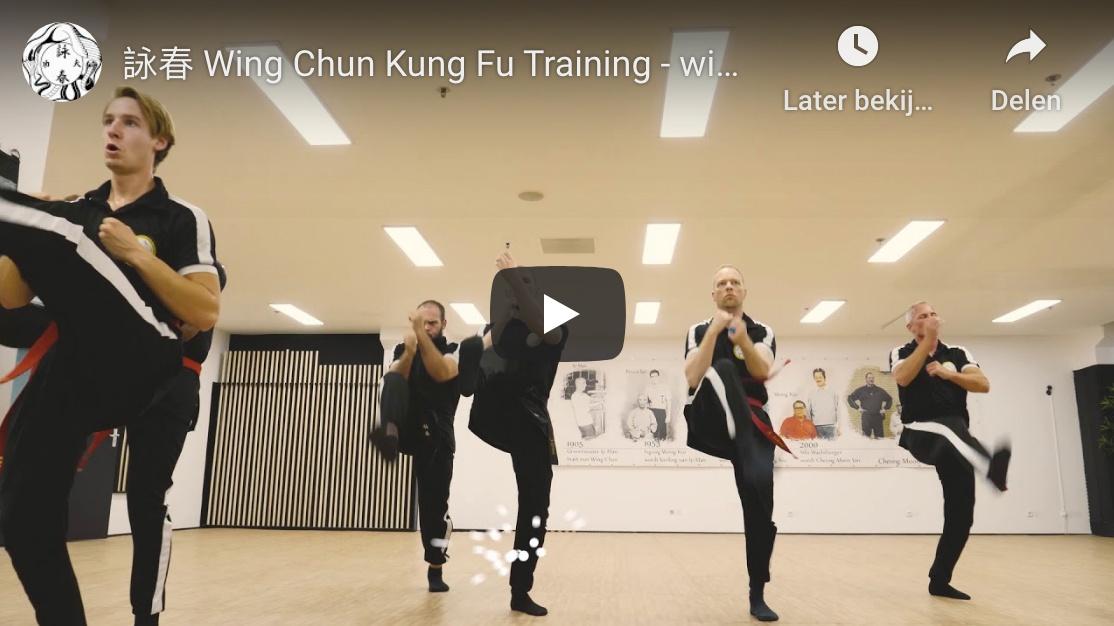 Wing Chun Hoogvliet Youtube